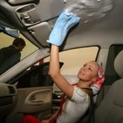Химчистка автомобиля фото