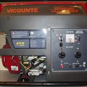 Бензогенераторы Vicounte фото