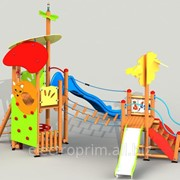Игровой комплекс Модель Г45 Игровые комплексы серии Природа фото