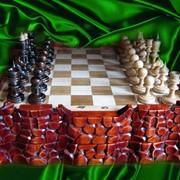 Шахматы сувенирные фото
