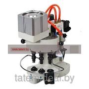 Пресс пневматический PP-3 3-х позиционный для установки металлической фурнитуры. фото