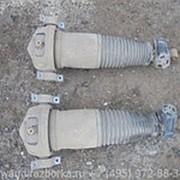 Пневмостойка задняя левая в сборе Volkswagen Touareg 1 фото