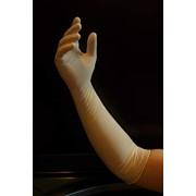 Перчатки хирургические удлиненные более 370 мм фото