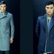 Пальто мужское из кашемира фото