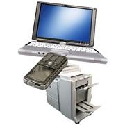 Утилизация оргтехники, электронного и электротехнического оборудования фото