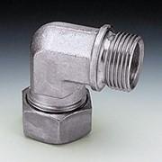 Ввертное резьбовое соединение, угол 90° - WM фото