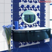 Плитка коллекция Woman Blue Cesarom фото