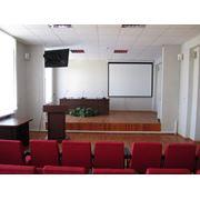 Сдача конференц-зала в аренду для проведения мероприятий фото
