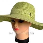 Шляпа женская пряжка 079 фото