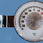 Термометр наружный фото