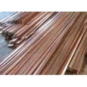 Полоса, лист, плита циркониевой бронзы БРХ1ЦР фото