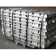 Сплав алюминиевый в чушках АК12 ГОСТ 1583-93 фото