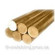Пруток бронзовый БрАЖМц10-3-1,5 ф55 фото
