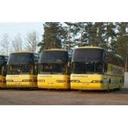 Продажа билетов на международные автобусные маршруты фото