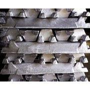 Чушка алюминиевая А7, алюминиевый сплав фото