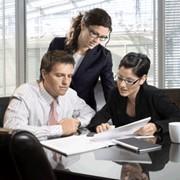 Консалтинговые услуги в финансовой сфере фото