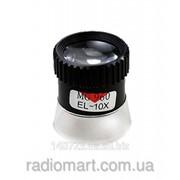Лупа ручная цилиндр MG13098, 10x диаметр 25мм фото