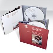 Изготовление и тиражирование CD DVD дисков (Харьков) фото