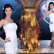 Свадебные короткие платья фото и цены,оптом в Донецке фото