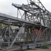 Кран козловой электрический ККС-10 фото