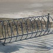 Велопарковка МОДЕРН фото