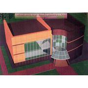 Строительные услуги Строящийся Бизнес-центр компании БатысТрансЛогистикс фото
