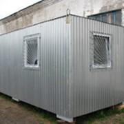 Мобильные здания ГОСТ 22853-86 фото