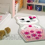 Коврик в детскую комнату Confetti Kitty 80*150 фото