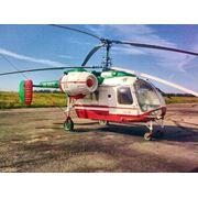Авиаработы на вертолете Ка-26 фото