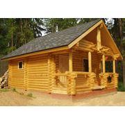 Строительство и ремонт деревянных домов фото