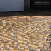 Горчичная тротуарная плитка толщина 60 фото