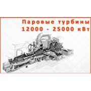 Турбины паровые мощностью 12000 - 25000 кВт фото