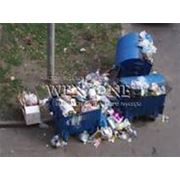 Уборка и вывоз мусора фото