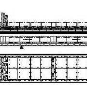 Универсальный сухогрузный теплоход дедвейтом 5460 тонн Проект 00101 фото