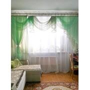 Комплект штор вуалевый Юлия фото