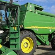 Продажа, зерноуборочный комбайн John Deere WTS9680 фото