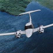 Двухдвигательный многоцелевой самолёт Diamond DA42 фото