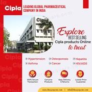 Список из Cipla продуктов В сети с ценой фото