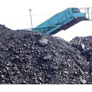 Уголь каменный марки Д рядовой крупностью: 0-300 мм (ДР) фото