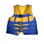 Спасательный жилет 50-70кг фото