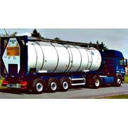 Автоперевозки грузов в пищевых цистернах фото