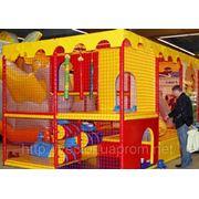 Детский игровой комплекс непоседа «Гном» фото