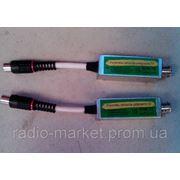 Усилитель DVB Т2 сигнала ТВ - разъемы фото