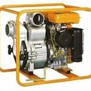 Дизельная мотопомпа для сильнозагрязненных вод PTD405T фото
