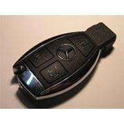 Изготавление ключей для автомобилей Mercedes-Benz фото