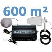 Усилитель GSM сигнала Black Power T600 (600 м.кв.) фото