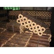 Брикеты торфяные для коммунально-бытовых нужд фото