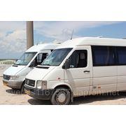 Пассажирские перевозки в Кирилловку фото