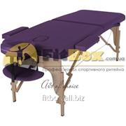 Массажный стол складной Art of choice Mia (фиолетовый), art: HQ02V фото