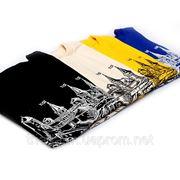 Печать на текстильных изделиях и ткани фото